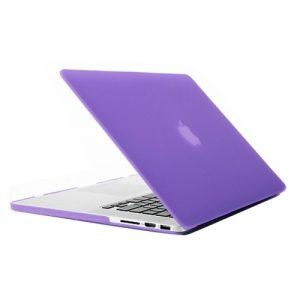 Polykarbonátové pouzdro / kryt iSaprio pro MacBook Retina 15 fialové