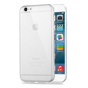 Pružný kryt HAWEEL 0.3mm Zero pro iPhone 6 Plus / 6S Plus čirý