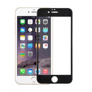 Tvrzené sklo 3D pro iPhone 6 / 6S černé