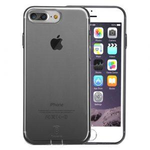 Pružný kryt Baseus Simple pro iPhone 7 Plus Black