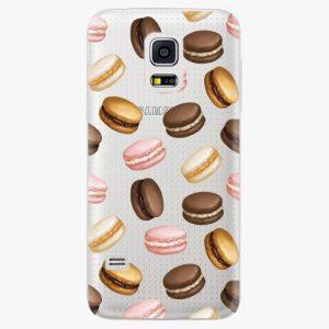 Plastový kryt iSaprio - Macaron Pattern - Samsung Galaxy S5 Mini