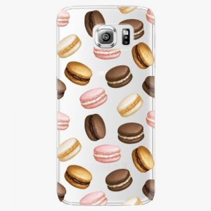 Plastový kryt iSaprio - Macaron Pattern - Samsung Galaxy S6
