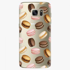 Plastový kryt iSaprio - Macaron Pattern - Samsung Galaxy S7
