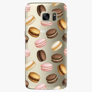 Plastový kryt iSaprio - Macaron Pattern - Samsung Galaxy S7 Edge