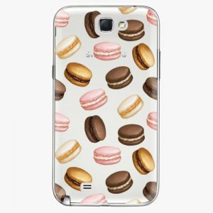 Plastový kryt iSaprio - Macaron Pattern - Samsung Galaxy Note 2