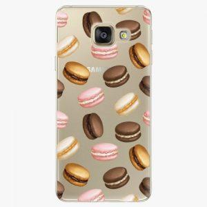 Plastový kryt iSaprio - Macaron Pattern - Samsung Galaxy A3 2016