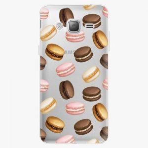Plastový kryt iSaprio - Macaron Pattern - Samsung Galaxy J3 2016