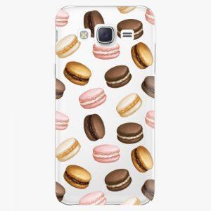 Plastový kryt iSaprio - Macaron Pattern - Samsung Galaxy J5