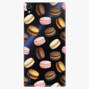 Plastový kryt iSaprio - Macaron Pattern - Huawei Ascend P7