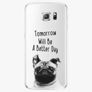 Plastový kryt iSaprio - Better Day 01 - Samsung Galaxy S6 Edge Plus