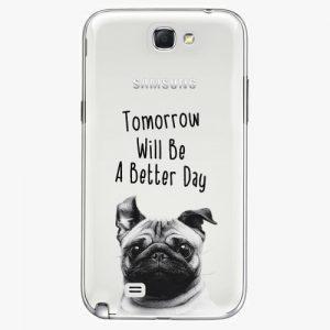 Plastový kryt iSaprio - Better Day 01 - Samsung Galaxy Note 2