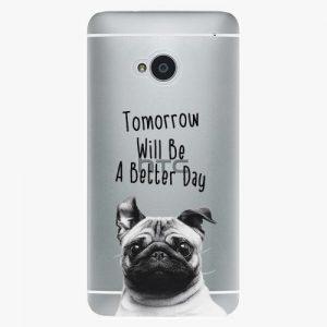 Plastový kryt iSaprio - Better Day 01 - HTC One M7