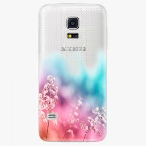 Plastový kryt iSaprio - Rainbow Grass - Samsung Galaxy S5 Mini