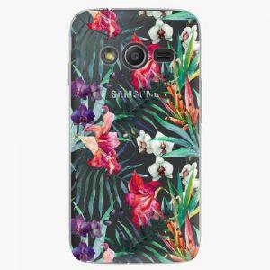 Plastový kryt iSaprio - Flower Pattern 03 - Samsung Galaxy Trend 2 Lite