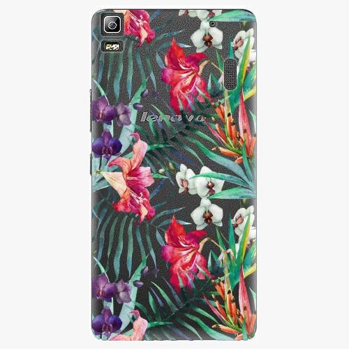 Plastový kryt iSaprio - Flower Pattern 03 - Lenovo A7000