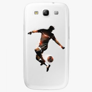 Plastový kryt iSaprio - Fotball 01 - Samsung Galaxy S3