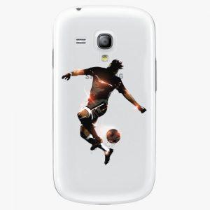 Plastový kryt iSaprio - Fotball 01 - Samsung Galaxy S3 Mini