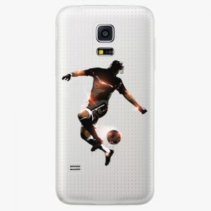 Plastový kryt iSaprio - Fotball 01 - Samsung Galaxy S5 Mini