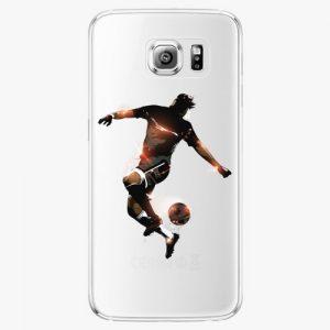 Plastový kryt iSaprio - Fotball 01 - Samsung Galaxy S6