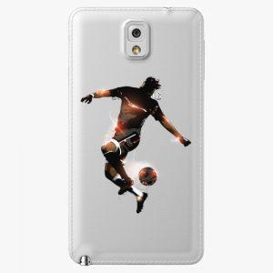 Plastový kryt iSaprio - Fotball 01 - Samsung Galaxy Note 3