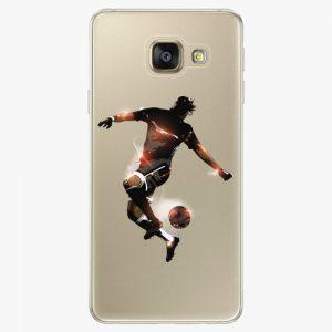 Plastový kryt iSaprio - Fotball 01 - Samsung Galaxy A3 2016