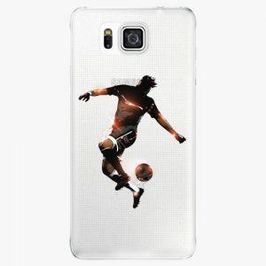 Plastový kryt iSaprio - Fotball 01 - Samsung Galaxy Alpha