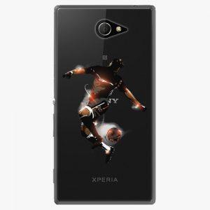 Plastový kryt iSaprio - Fotball 01 - Sony Xperia M2
