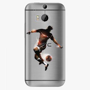 Plastový kryt iSaprio - Fotball 01 - HTC One M8