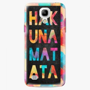 Plastový kryt iSaprio - Hakuna Matata 01 - Samsung Galaxy S4 Mini