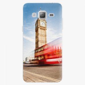 Plastový kryt iSaprio - London 01 - Samsung Galaxy J3 2016