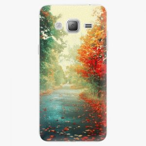 Plastový kryt iSaprio - Autumn 03 - Samsung Galaxy J3 2016
