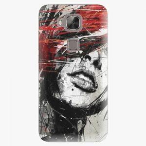 Plastový kryt iSaprio - Sketch Face - Huawei Ascend G8
