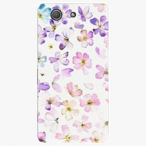Plastový kryt iSaprio - Wildflowers - Sony Xperia Z3 Compact