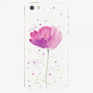Plastový kryt iSaprio - Poppies - iPhone 5/5S/SE