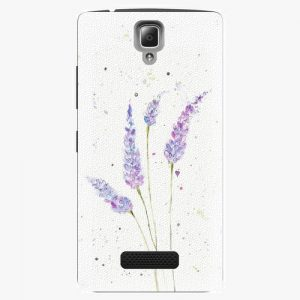 Plastový kryt iSaprio - Lavender - Lenovo A2010