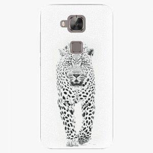 Plastový kryt iSaprio - White Jaguar - Huawei Ascend G8