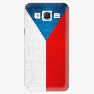 Plastový kryt iSaprio - Czech Flag - Samsung Galaxy Core Prime