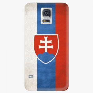 Plastový kryt iSaprio - Slovakia Flag - Samsung Galaxy S5