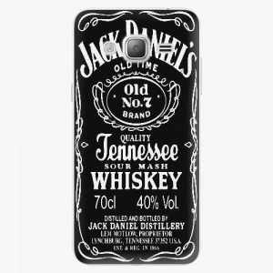 Plastový kryt iSaprio - Jack Daniels - Samsung Galaxy J3 2016