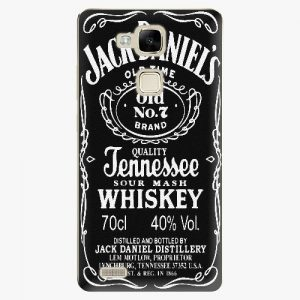 Plastový kryt iSaprio - Jack Daniels - Huawei Mate7