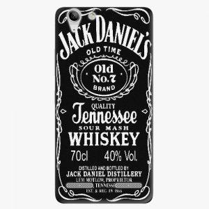 Plastový kryt iSaprio - Jack Daniels - Lenovo Vibe K5
