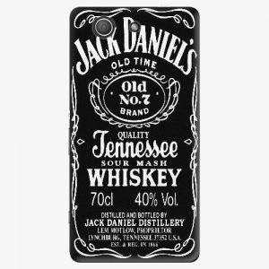 Plastový kryt iSaprio - Jack Daniels - Sony Xperia Z3 Compact