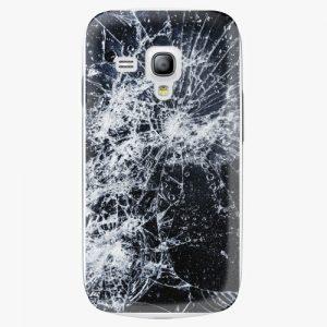 Plastový kryt iSaprio - Cracked - Samsung Galaxy S3 Mini