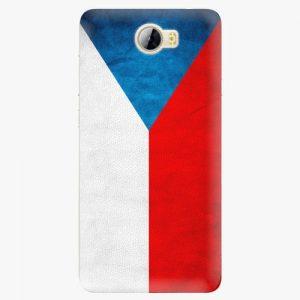 Plastový kryt iSaprio - Czech Flag - Huawei Y5 II / Y6 II Compact