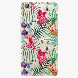 Plastový kryt iSaprio - Flower Pattern 03 - Huawei Y6 II