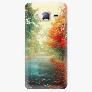 Plastový kryt iSaprio - Autumn 03 - Samsung Galaxy J3