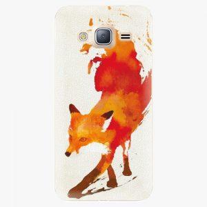 Plastový kryt iSaprio - Fast Fox - Samsung Galaxy J3