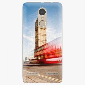 Plastový kryt iSaprio - London 01 - Lenovo K6