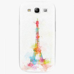 Plastový kryt iSaprio - Eiffel Tower - Samsung Galaxy S3