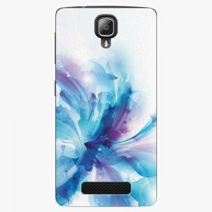 Plastový kryt iSaprio - Abstract Flower - Lenovo A1000